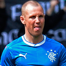Honest: Kenny Miller admits Rangers are lagging behind