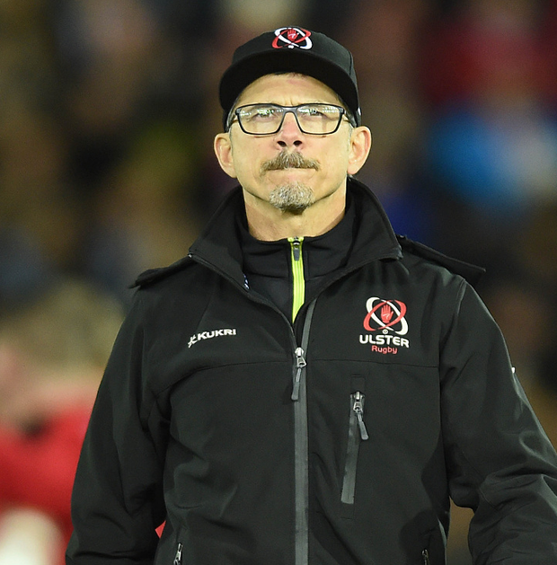 On the line: Les Kiss must make things happen for Ulster next season