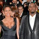 Cassie and Sean Combs attending The Metropolitan Museum of Art Costume Institute Benefit Gala 2017, in New York, USA. PRESS ASSOCIATION Photo. Picture date: Monday 1st May, 2017. See PA Story SHOWBIZ Gala. Photo credit should read: Aurore Marechal/PA Wire
