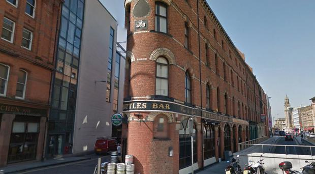 The building which houses Bittles bar has been sold