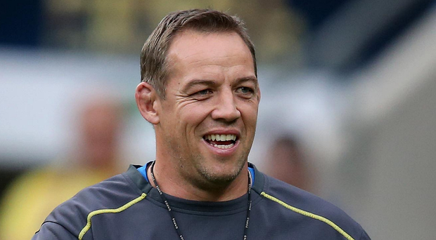 Breath of fresh air: the arrival of new forwards coach Jonno Gibbes cannot come soon enough for under-performing Ulster