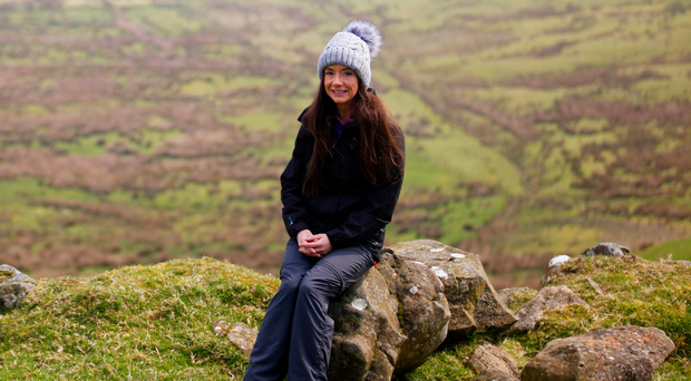 Michelle Mawhinney is scaling Ben Nevis in aid of the Alzheimer's Society