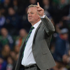 Main man: Norwich are interested in NI boss Michael O'Neill