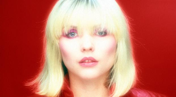 Blonde ambition: Debbie Harry and her band return with Pollinator