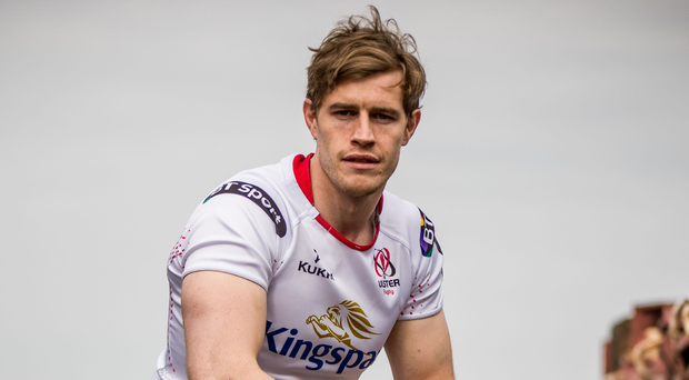 Sore point: Andrew Trimble knows Ulster have been poor this season but insists it hasn't been from a lack of heart