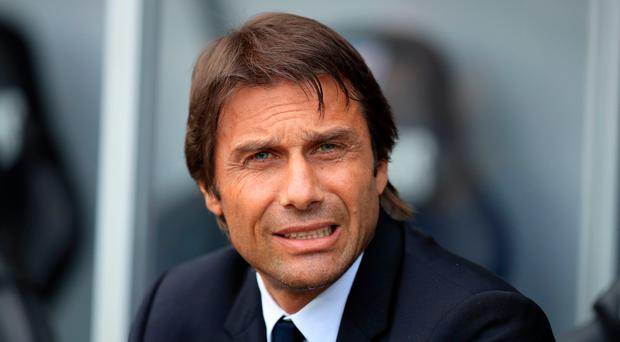 Chelsea manager Antonio Conte prioritises winning over his Chelsea players' happiness. Photo: Mike Egerton/PA