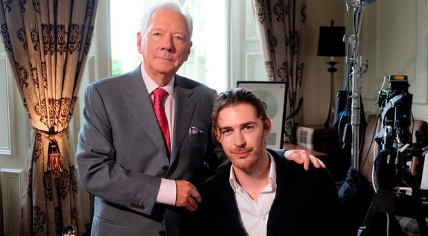 Hozier was interviewed by Gay Byrne for The Meaning of Life (RTE)