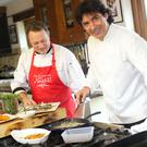 Jean-Christophe Novelli is also launching his first Belfast restaurant