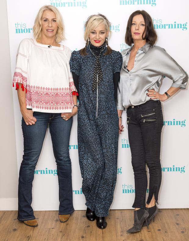 Bananarama as they are today