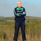 Bring it on: Pete McGrath is confident despite Fermanagh's status as underdogs in their Ulster Championship clash with Monaghan