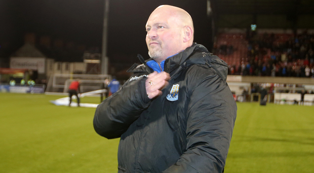 Top season: David Jeffrey says United are the underdogs and that their year has already been a remarkable success