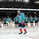 Movie time for the Belfast Giants