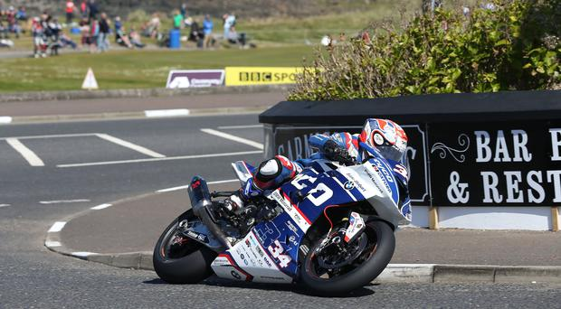 Magic man: Alastair Seeley will be the one to beat yet again at the NW200