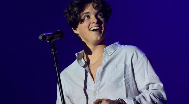 The Vamps perform at the SSE Arena in Belfast on Wednesday, May 10 as part of their 2017 World Tour. (Bernie McAllister)