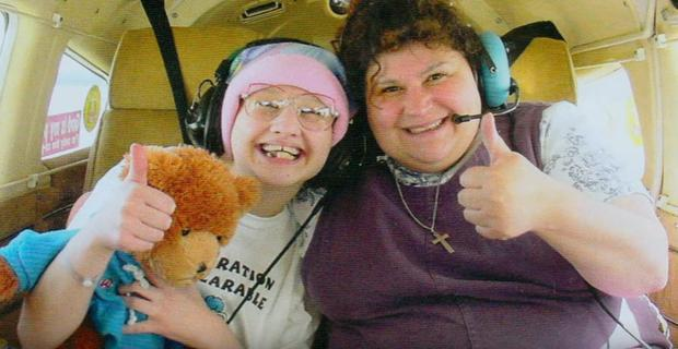 Gypsy Rose Blanchard with mother Dee Dee Blanchard