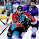 Stepping up: Adam Keefe will aim to end the Belfast Giants' trophy drought as head coach. Photo: William Cherry