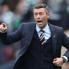 Rangers manager Pedro Caixinha. Photo: Ian MacNicol/Getty Images