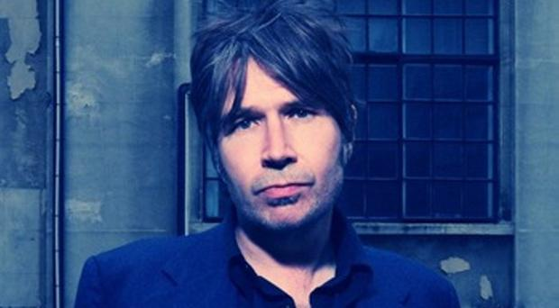 Golden groove: Justin Currie's fourth album features his trademark sound