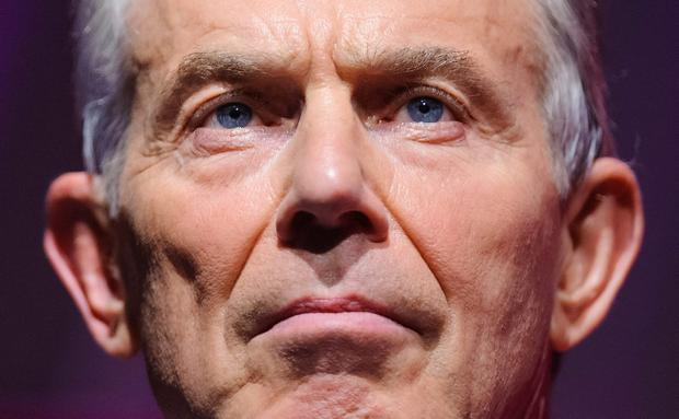 Tony Blair on Brexit: A hard border between the countries would be a disaster