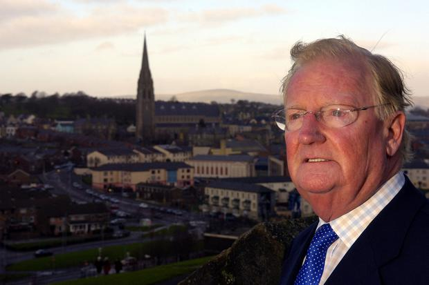 Derry businessman Brendan Duddy who passed away on Friday