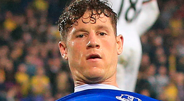 Everton ace Ross Barkley