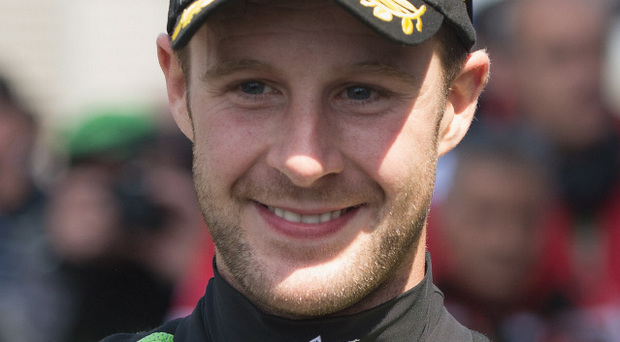 Catch up: Jonathan Rea is aiming for a strong Superpole