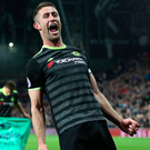 We've done it: Gary Cahill after Chelsea's triumph
