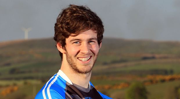 Battling back: Tiernan Daly has recovered from a cruciate injury and should play against Monaghan