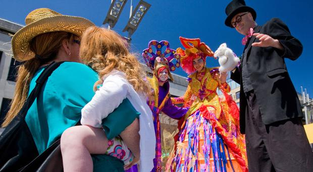 Mayor's Carnival Parade and Family Fun Day in Lisburn takes place on Saturday, May 20.