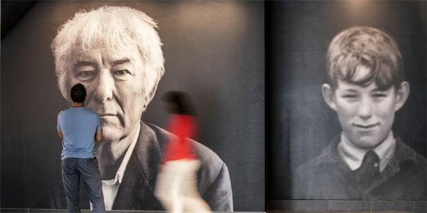 Performance Reflections on 'Seeing Things' at Seamus Heaney HomePlace on Saturday. May 20.