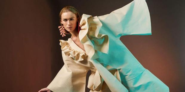 Ulster University Graduate Fashion Show at St Anne's Cathedral, Belfast on Friday, May 19.