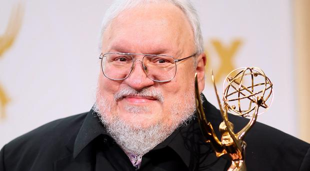 Game of Thrones author George R.R. Martin (Photo by Mark Davis/Getty Images)