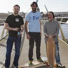 Boom Board Tours in Derry~Londonderry.