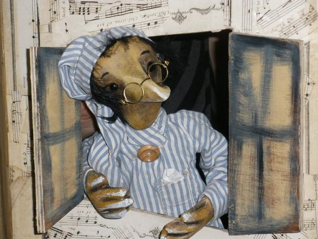 The Puppet Festival runs from Saturday, May 27 – Monday, May 29.