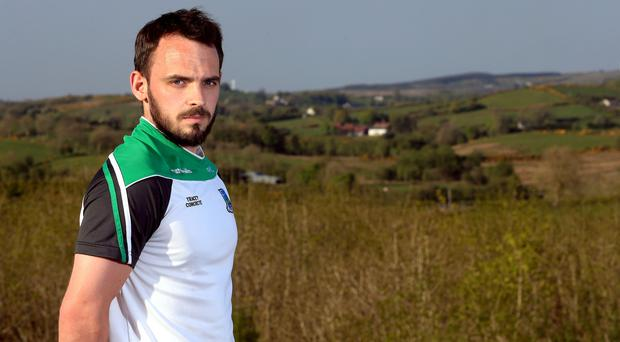 Looking up: Paul McCusker wants more from Fermanagh