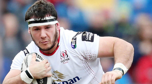 Perfect fit: Marcell Coetzee is hungry to pull on an Ulster jersey again