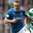 Uncertain: Lee Hodson has yet to discuss his Rangers future