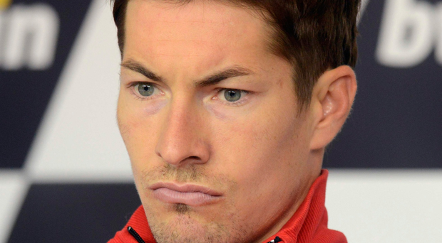 US Superbike ace Nicky Hayden. AFP/Getty Images