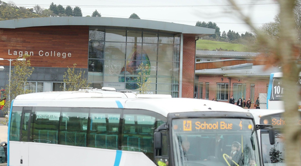 Lagan College integrated secondary school in Belfast. File photo by by Jonathan Porter/PressEye.com