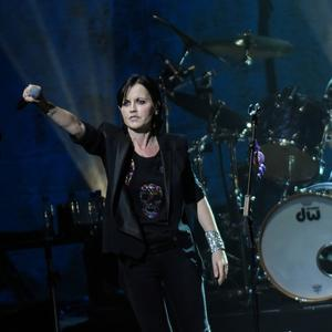 The Cranberries perform at Belfast's Waterfront Hall on Wednesday, 17 May, 2017. (Bernie McAlister)