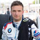 Good times: Colin Turkington is back at his favourite track