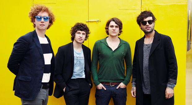 Comfortably familiar: The Kooks offer up a dose of Noughties nostalgia