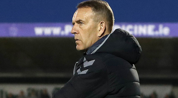Top team: Kenny Shiels has been impressed by Rovers
