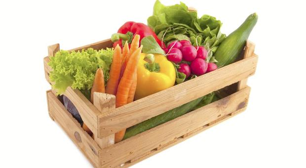 Eating a diet rich in fruit and veg while cutting down on meat substantially lowers the risk of obesity, research shows