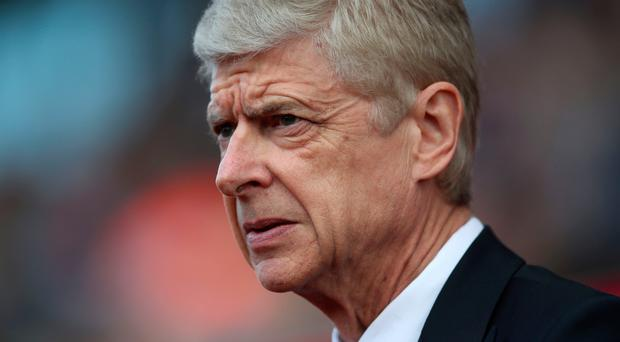 Unclear: Arsene Wenger may have two games left at Arsenal