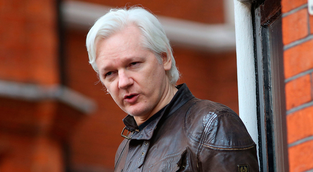 Allegations: Julian Assange