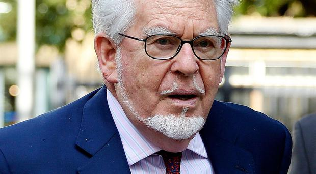 Denies charges: Rolf Harris