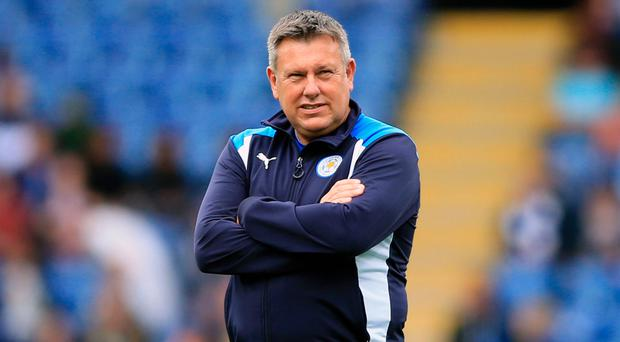 Talks: Craig Shakespeare