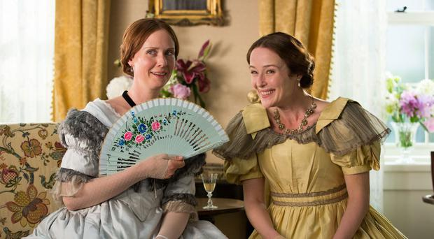 Bonds: Cynthia Nixon and Jennifer Ehle in A Quiet Passion