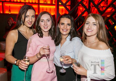 People out at The Perch & China White. Saturday 20th May 2017. Liam McBurney/RAZORPIX